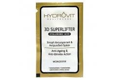 Hydrovit 3D Superlifter Hyaluronic Acid Ορός σε Μονοδόσεις με Ενισχυμένη Αντιγηραντική & Αντιρυτιδική Δράση, για Πρόσωπο, Λαιμό & Ντεκολτέ, 7 μονοδόσεις