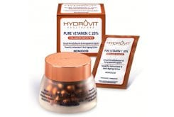 Hydrovit Pure Vitamin C 20% Collagen Booster Monodose Ορός Αντιγήρανσης Προσώπου, 60caps