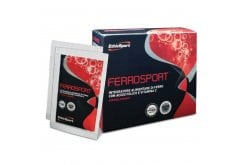 Ethicsport Ferrosport Συμπλήρωμα με Σίδηρο, φολικό οξύ, βιταμίνες C & Ε, 20 x 3gr
