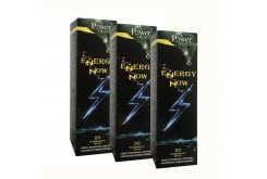 3 x Power Health Energy Now Φυσικό Τονωτικό Συμπλήρωμα Διατροφής, 3 x 20 αν. δισκία