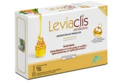 Aboca Leviaclis Pediatric Μικροκλύσμα με Promelaxin για Παιδιά, 6 items x 5gr