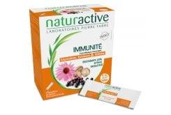 Naturactive Immunite Συμπλήρωμα με Συνδυασμό Σαμπούκου, Εχινάκειας & Σιτάκε, 15 φακελίσκοι