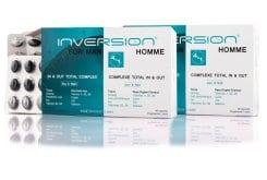 2 x ΠΑΚΕΤΟ ΠΡΟΣΦΟΡΑΣ Inversion Homme Caps Αντιγηραντικό Συμπλήρωμα Διατροφής για Άνδρες, 2 x 90 caps