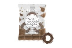 Invisibobble Cheat Day Λαστιχάκια Μαλλιών, 3 τεμάχια - σοκολάτα