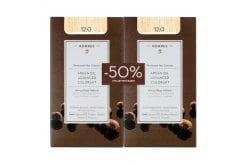 Korres PROMO -50% SECOND PAINT Argan Oil Advanced Colorant 12.0 Blend, Permanent Color Hair Ligation Pigment Lock Technology, 50ml