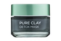 L'oreal Paris Pure Clay Detox Mask Mask for Deep Cleansing & Shine, 50ml