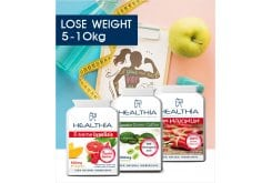 Healthia PROMO Lose Weight Package for Fast Weight Loss 5-10Kg, 3 items