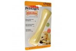 Petstages Chick a Bone dog chew toy, Medium, 1 item