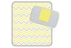 B.Box Diaper Wallet Πορτοφόλι Αλλαγής Πάνας, 1 τεμάχιο - Κίτρινο