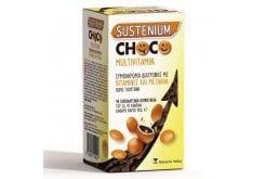 Sustenium Choco Multivitamin Πολυβιταμινούχο Συμπλήρωμα Διατροφής , 90caps