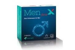 Cannsun Men Force X για Τόνωση & Αύξηση της Λίμπιντο, 2caps