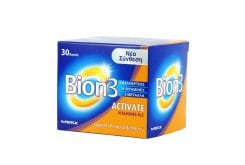 Merck BION 3 Activate , 30 δισκία