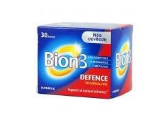 Merck BION 3 με προβιοτικά, 30 δισκία