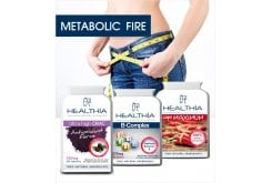 Helathia PROMO Metabolic Fire Pack for Increased Metabolism, 3 items