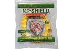 Menarini Mo-Shield Αντικουνουπικό Βραχιόλι, 1 τεμάχιο - Κίτρινο