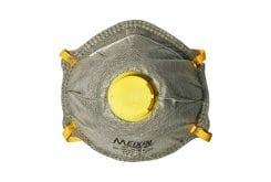Μάσκα M.X. FFP2 με Βαλβίδα & Ενεργό Άνθρακα, 1τεμάχιο