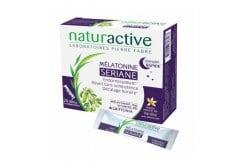 Naturactive Seriane Melatonine Συμπλήρωμα Διατροφής για την Αντιμετώπιση της Αϋπνίας, 20sach.