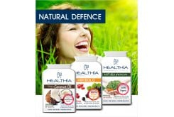 Healthia PROMO Natural Defense Package for Immunosuppression, 3 items