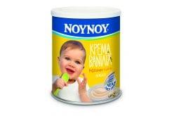 ΝΟΥΝΟΥ (-1,20€ στην Αρχική Τιμή) Κρέμα Βανίλια Ρυζάλευρο & Γάλα, 350gr