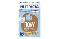 Nutricia Πολυδημητριακά Βρεφική Κρέμα 6m+, 250g