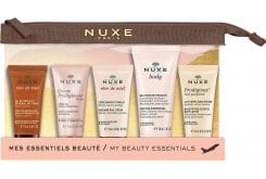 Nuxe My Beauty Essentials Travel Kit Σετ Ταξιδίου Με αδιάβροχο Νεσεσέρ & 5 Travel Sizes προϊόντα Nuxe, 1 τεμάχιο