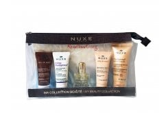 Nuxe Sun Kit - Με αδιάβροχο νεσεσέρ & 5 travel sizes προϊόντα Nuxe
