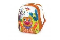 Oops Happy Backpack Μαλακή Τσάντα Πλάτης Bear, 1τμχ