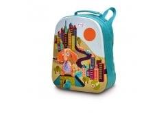Oops Happy Backpack Μαλακή Τσάντα Πλάτης City, 1τμχ