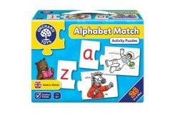 Orchard Toys Alphabet Match Jigsaw Puzzle Παζλ για 4 Ετών+, 1 τμχ