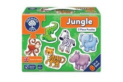 Orchard Toys Jungle Jigsaw Puzzle Παζλ για 18 μηνών+, 1 τμχ