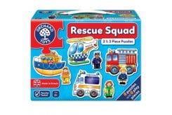 Orchard Toys Rescue Squad Jigsaw Puzzle Παζλ για 2 Ετών+, 1 τμχ