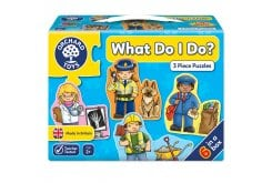 Orchard Toys What Do I Do Jigsaw Puzzle Παζλ για 2 Ετών+, 1 τμχ
