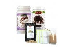 Prevent PROMO PACK με 1 Start με Γεύση Σοκολάτα, 450gr & 1 Premium L-Box με Γεύση Σοκολάτα, 581gr & ΔΩΡΟ 6 Μερίδες Μούσλι, 6 x 60gr & ΔΩΡΟ 4 Μερίδες Skinny Shake Σοκολάτα
