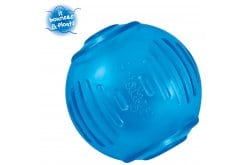 Petstages Orka Tennis Ball for a game of fetch for dogs, 1 item