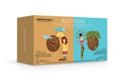 Power Health Biscoteins with Chocolate Chips & Chocolate Hazelnut, 10 pcs