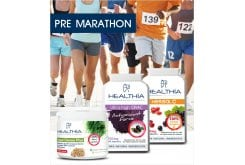 Healthia PROMO Pre Marathon Package for strengthening resistance to athletes, 3 pieces