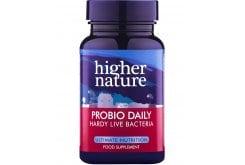 Higher Nature Probio Daily Συμπλήρωμα Διατροφής με Προβιοτικά, 30 ταμπλέτες