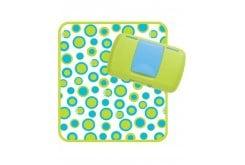 B.Box Diaper Wallet Πορτοφόλι Αλλαγής Πάνας, 1 τεμάχιο - Πράσινο