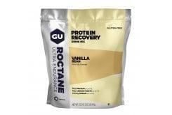 GU Roctane Protein Recovery Drink Mix Vanilla Bean Ρόφημα Αποκατάστασης, 915gr