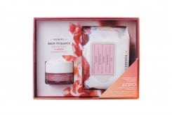 Korres PROMO SET for Oily/Combination Skin with Moisturising & Balancing Pomegranate Gel Cream, 40ml & FREE Cleansing & Make-Up Removing Wipes Pomegranate, 25 wipes