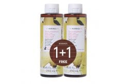 Korres 1+1 Free Ginger Lime Showergel, 250ml