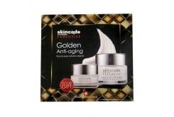 Skincode Εxclusive Πακέτο με Golden Anti-aging Face Cellular Cream, 50 ml & ΔΩΡΟ Eyes Cellular Cream, 15ml για Αντιγήρανση & Σύσφιξη