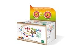 Vitamin 360 MultiB B group multivitamin dietary supplement, 60 sugar-coated tablets