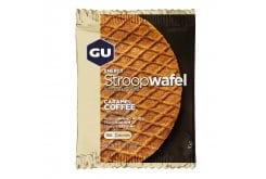 GU Energy Stroopwafel Caramel Coffee Ενεργειακή Βάφλα (20mg Καφεΐνη), 32g