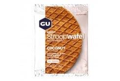 GU Energy Stroopwafel Coconut Gluten Free Ενεργειακή Βάφλα (Χωρίς Καφεΐνη), 32g