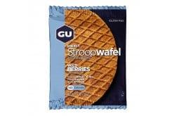 GU Energy Stroopwafel Wild Berries Gluten Free Ενεργειακή Βάφλα (Χωρίς Καφεΐνη), 32g