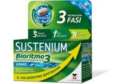 Sustenium Biorhythm 3 Men Πολυβιταμινούχο Συμπλήρωμα Διατροφής για τους Άνδρες, 30caps