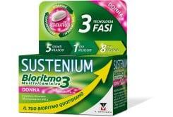 Sustenium Biorhythm 3 Woman Πολυβιταμινούχο Συμπλήρωμα Διατροφής για τις Γυναίκες, 30caps