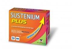 Sustenium Plus Συμπλήρωμα Διατροφής για Τόνωση, με πραγματική γεύση πορτοκάλι, 22 sachets