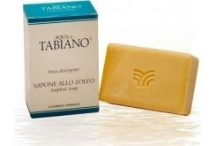 Aqua Di Tabiano Sulphur Soap, 100gr